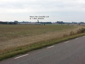 cf2 radiolink distance