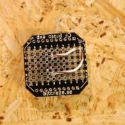 Crazyflie 2.0 prototype deck with buzzer
