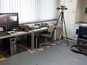 TUM quadcopter lab