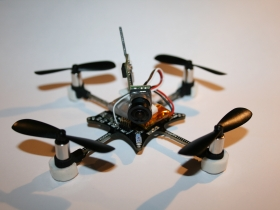 FPV close-up front