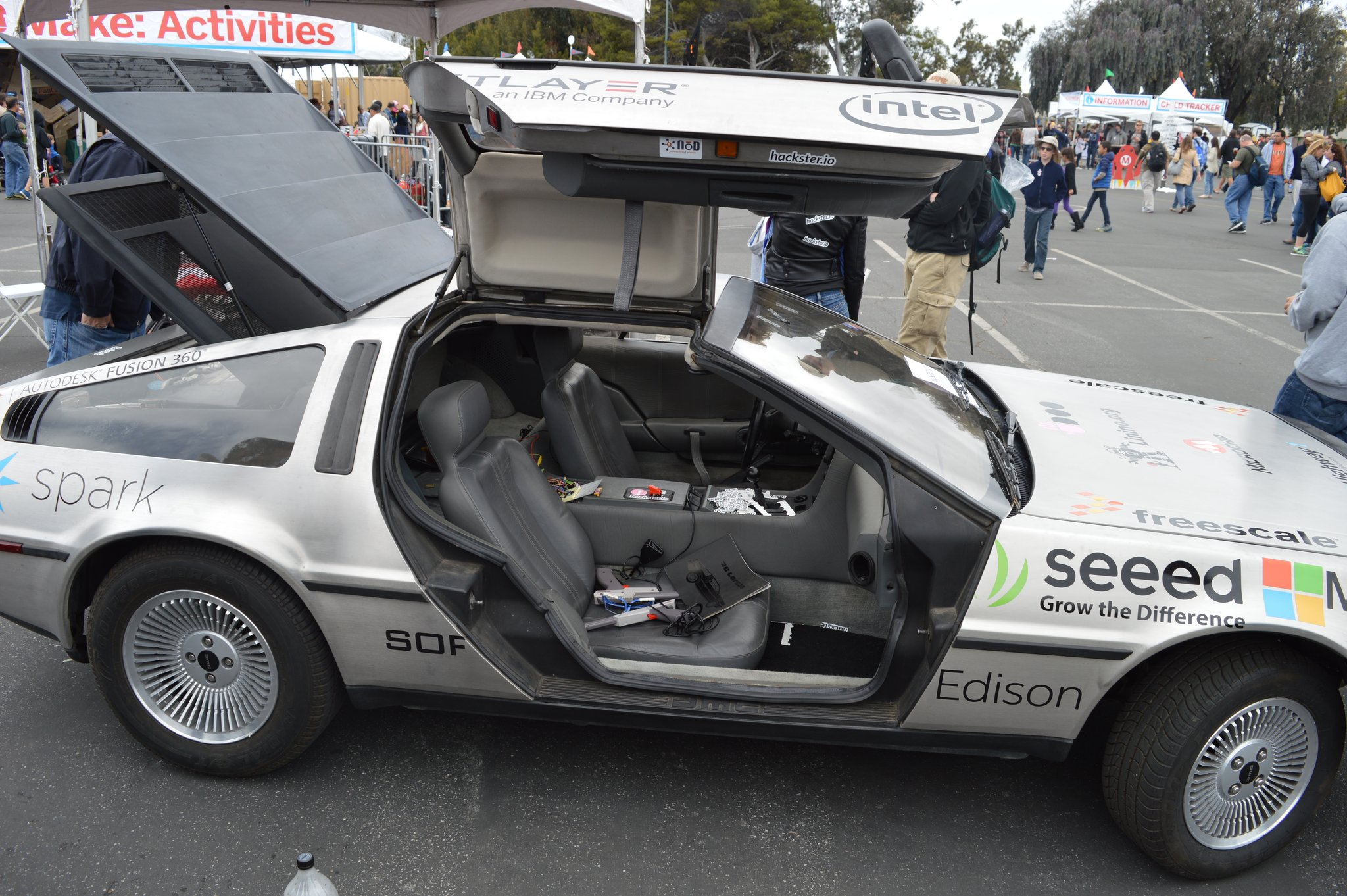 MF15 - Are we back to the future