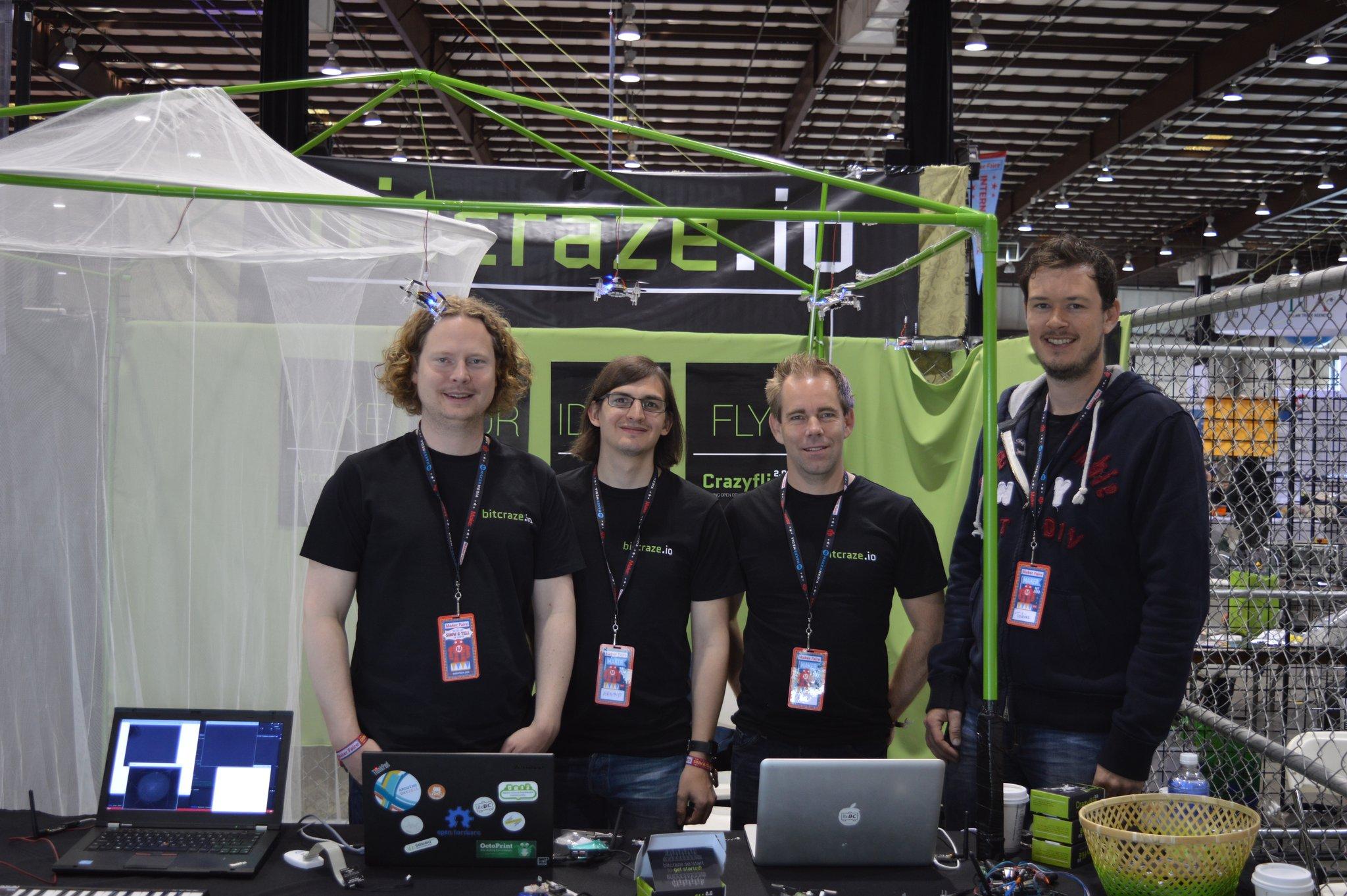 MF15 - Team Bitcraze