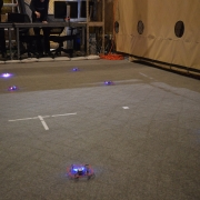 USC - 6 x Crazyflies flying at once 2