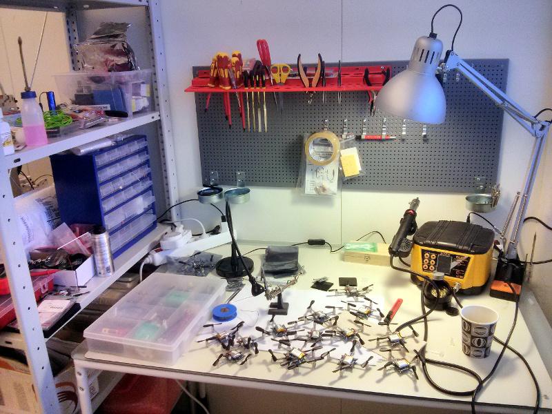 Bitcraze Lab