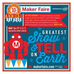 Maker Faire Bay Area 2015