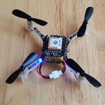 Crazyflie 2.0 with GPS deck